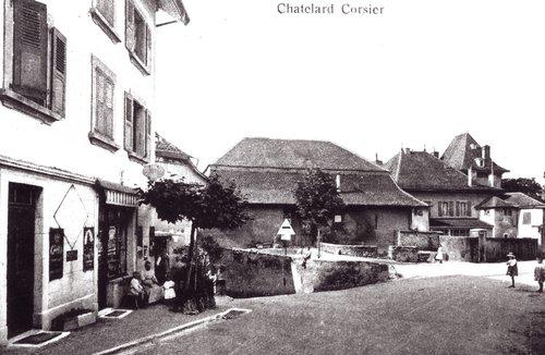 Le Chatelard à Corsier-sur-Vevey