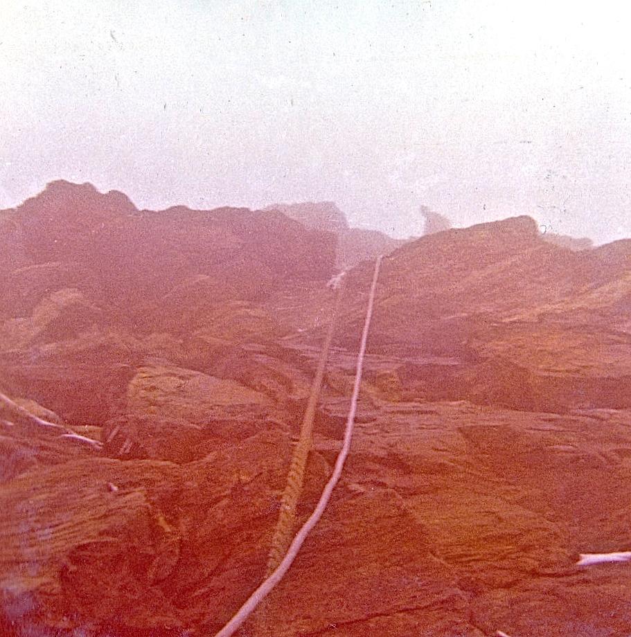 Cervin, 4478 mètres, arête NE