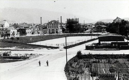 Bienne : emplacement du Palais des Congrès