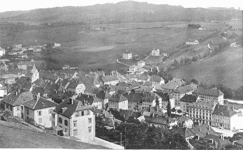 Le Locle avant 1900