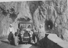 Taxi Adler en 1925