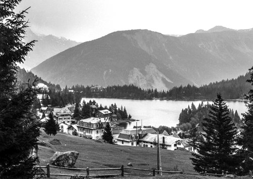 Champex-Lac  vers 1930
