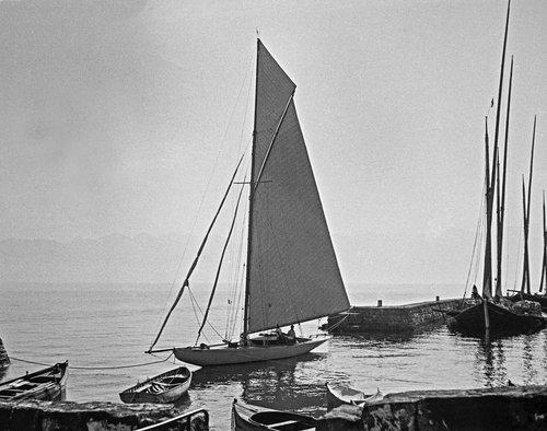 Meillerie, le voilier de mon grand-père