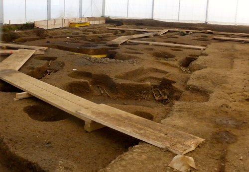 Bernex, un cimetière médiéval