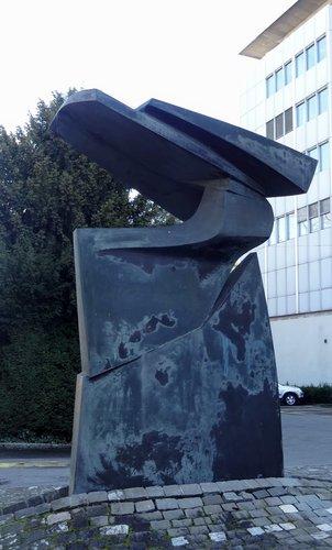 «Samos» Oeuvre du sculpteur Georges Jaquier