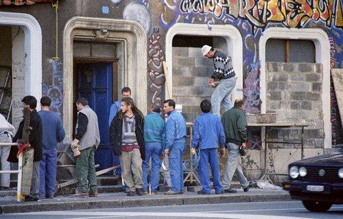 Le Toit Du Monde, squat à Vevey