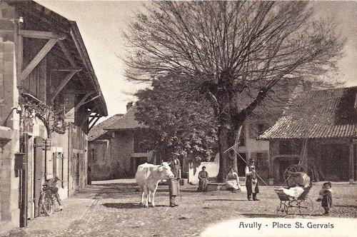 Avully Place Saint Gervais