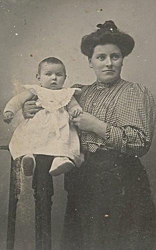 Martha Fellay, de Lourtier