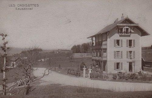 Lausanne les Croisettes la clinique