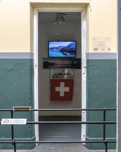 Le passé carcéral du Château de Chillon exposé à Usuahia