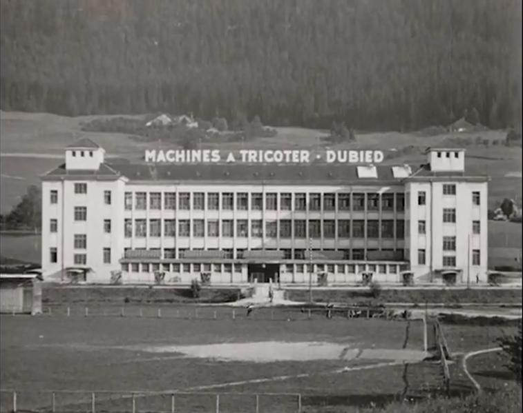 La maison Dubied (1867-1988)