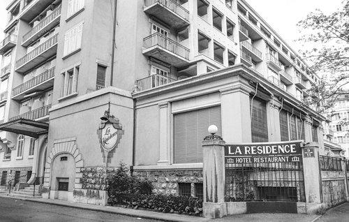 Genève, Hôtel La Résidence