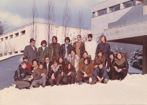 Collège d'Entre-Bois 1971