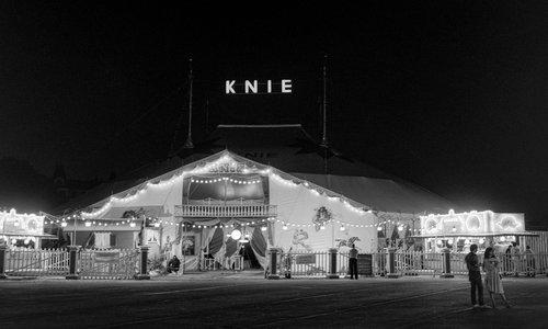 Genève, le Cirque Knie