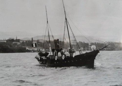 Yacht «La Dranse»