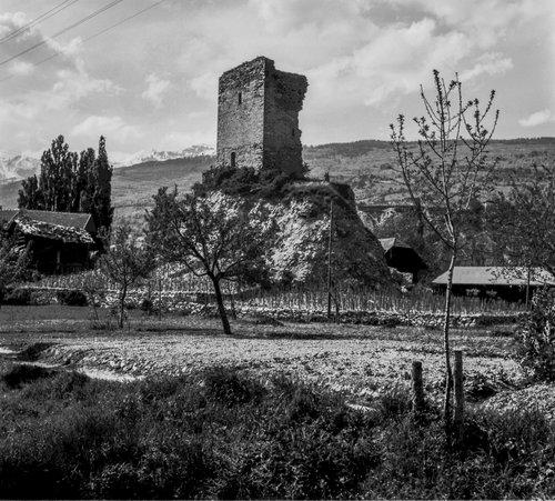 Ruine du Château de Chalais