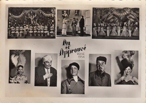 La Revue de Lausanne 1954