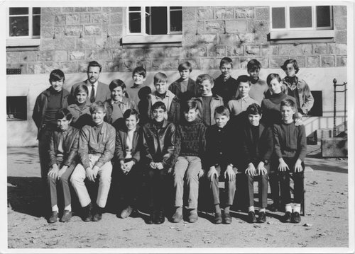 Collège de la Barre 1969