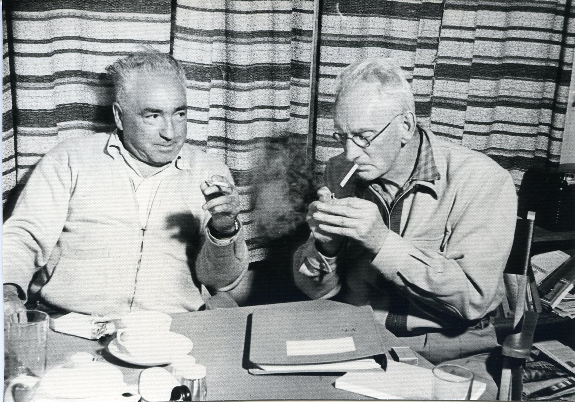 Wilhelm Reich et Alexander S. Neill
