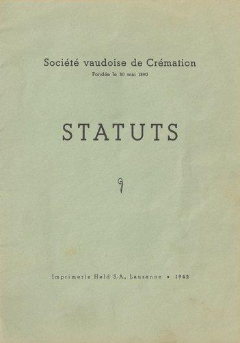 Société vaudoise de Crémation