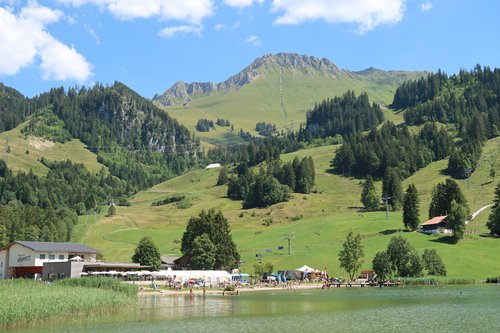 Lac noir: Gypsera et Kaiseregg