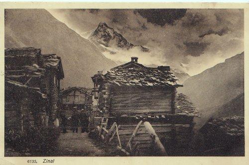 Anniviers, ses montagnes & paysages