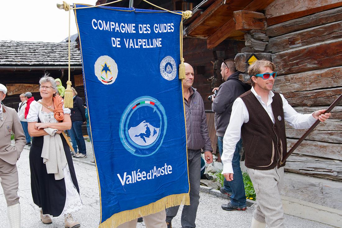 Fête cantonale des guides du Valais 2016