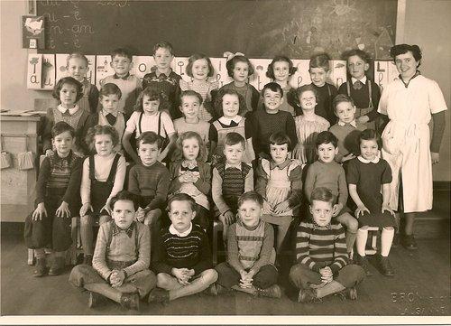 Collège de Prélaz, classe enfantine