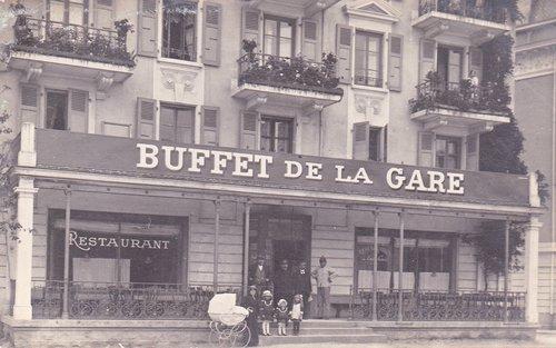 Buffet de la gare