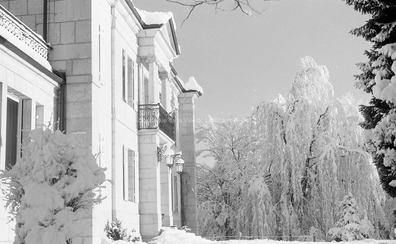 Le Locle à l'honneur - Le Château des Monts