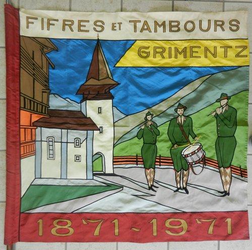 Fifres et tambours de Grimentz