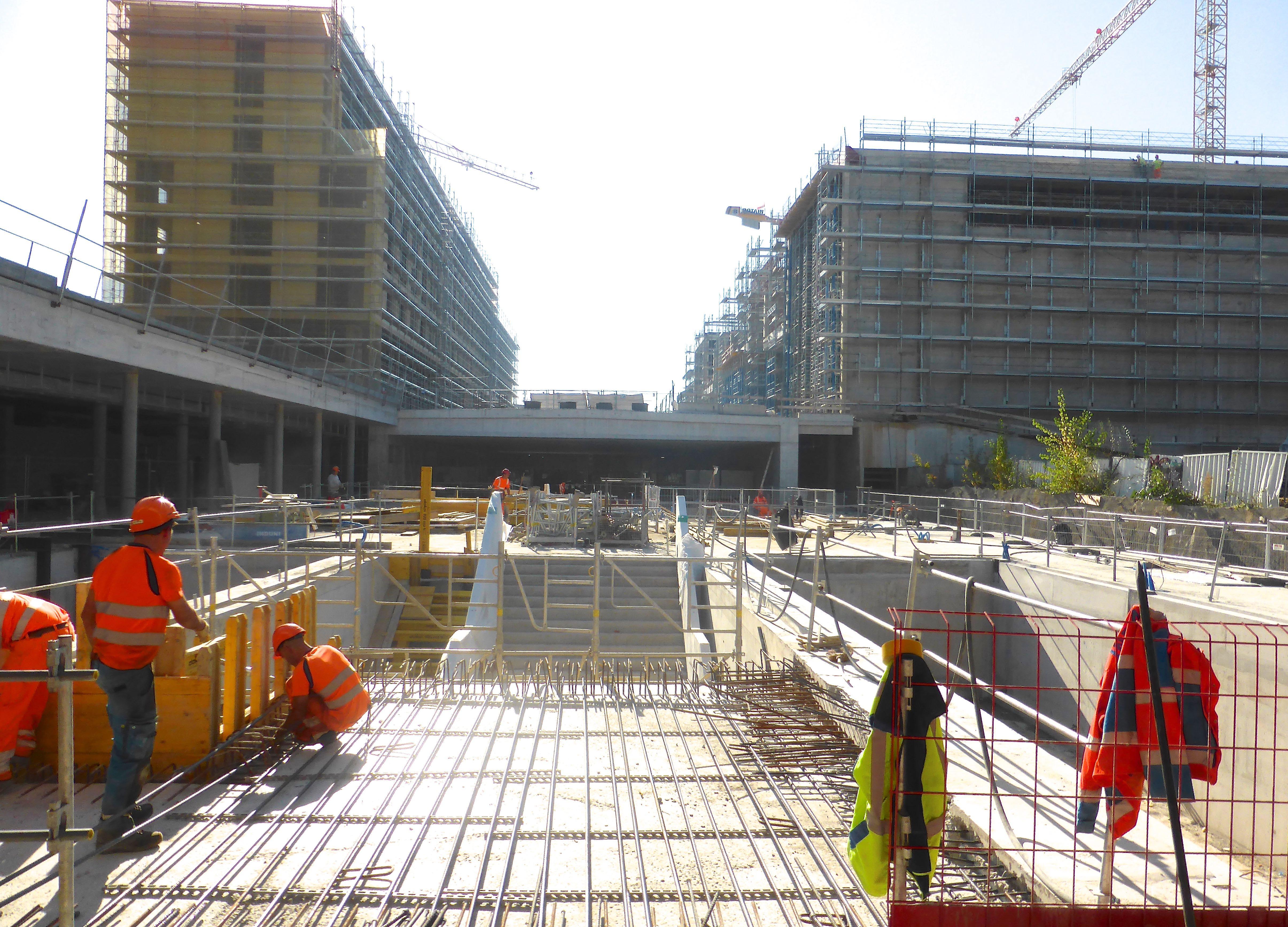 CEVA, la future gare des Eaux-Vives_2