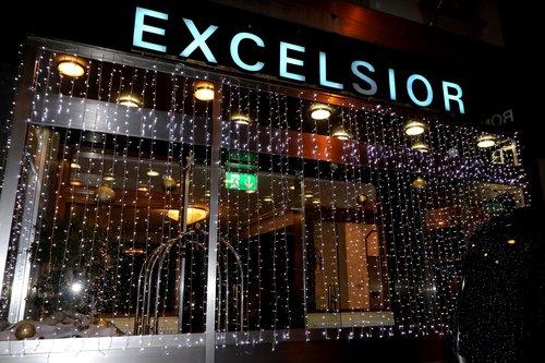 L`hôtel Excelsior en periode de fêtes 2018