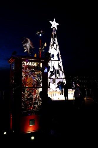 Marché de Noël à Montreux