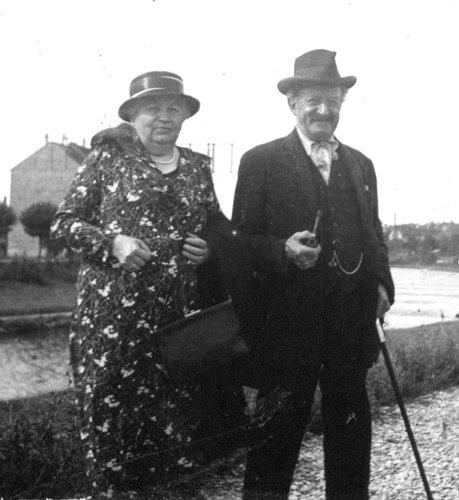 Urs et Rosa Kissling-Maurer