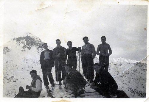 Arthur Savioz et ses copains inconnus