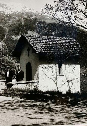 Oratoire du Carrovilla, son comité en 1973