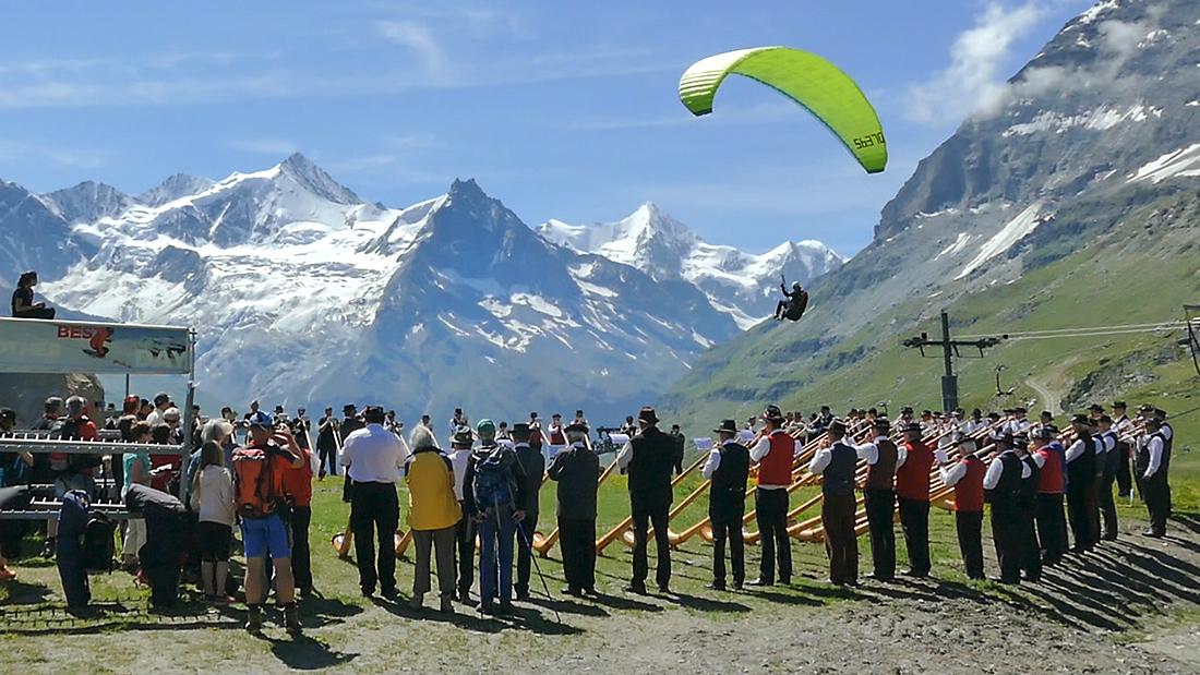 Cor des Alpes à Sorebois