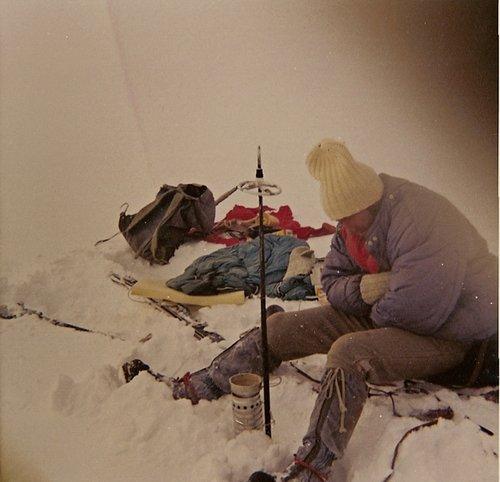 Dents du Midi, premières hivernales