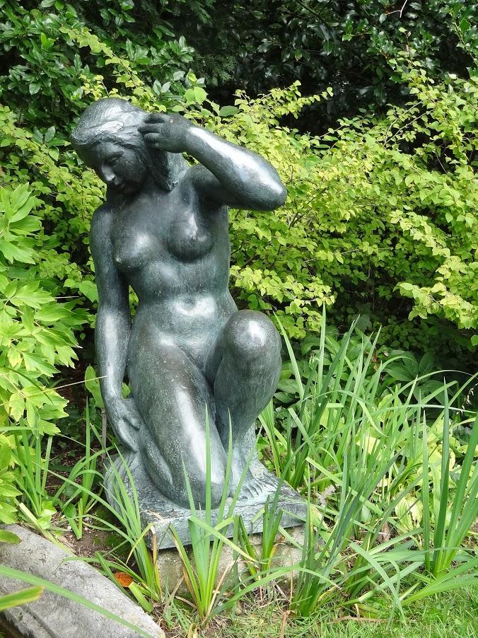 La Baigneuse, oeuvre d'Arthur Schlageter