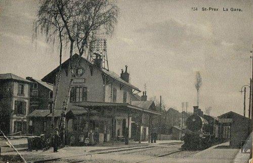 Saint Prex la Gare