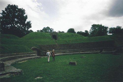 Théâtre romain d'Avenches