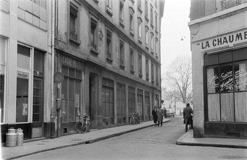 Genève, rue des Etuves