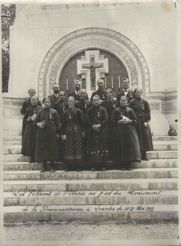 Lourdes, 1927