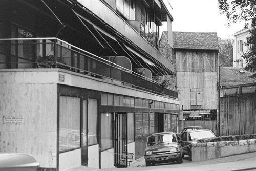 Genève, Immeuble Clarté
