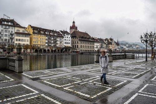 Vieille ville de Lucerne