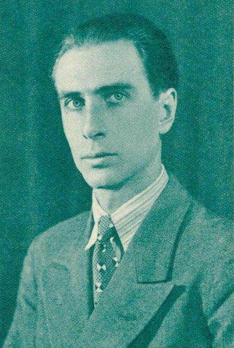 Visages de l'OSR - Franz Walter, violoncelliste, 1936