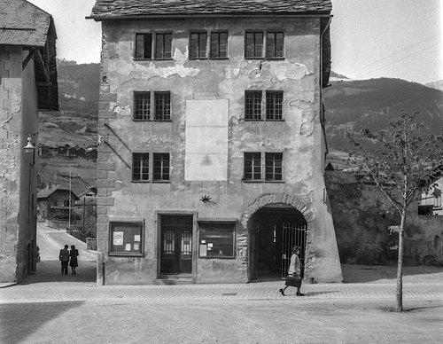 Ancienne Maison Bourgeoisiale de Sierre