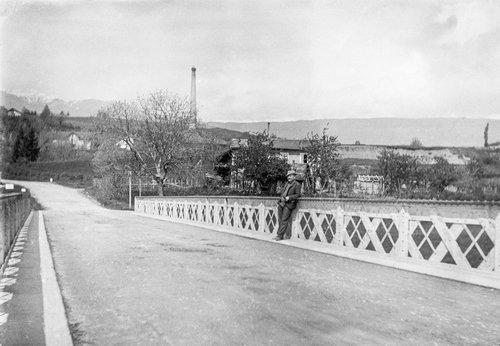 L' ancien Pont de Chancy