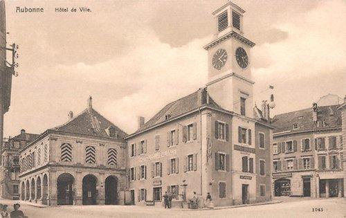 Aubonne, Hôtel de Ville